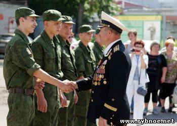 «Служить в армии почетно». В Рыбновском районе от службы уклоняются 25 человек