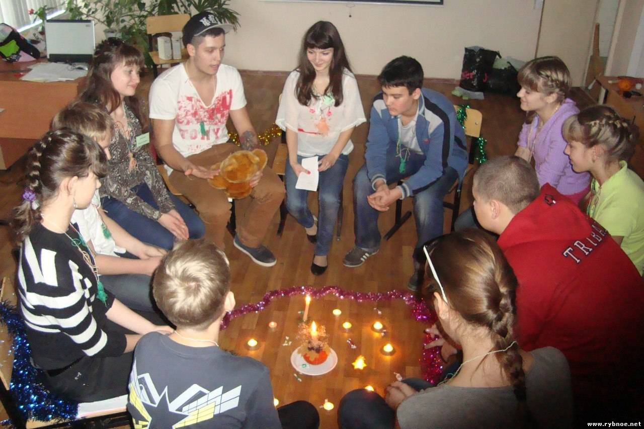 В Рыбном прошла смена актива «Лидер 21 века» на базе школы №3