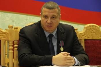 Сергей Шитов назначен на должность начальника ОМВД России по Рыбновскому району