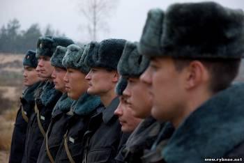 Марковское сельское поселение показало, что служить в армии почетно!
