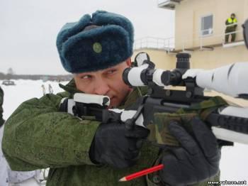 В Сельцах определят лучшего командира-разведчика ВДВ