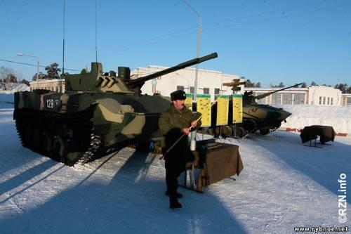 БМД-4М взять на вооружене в кратчайшие сроки - Министр обороны РФ