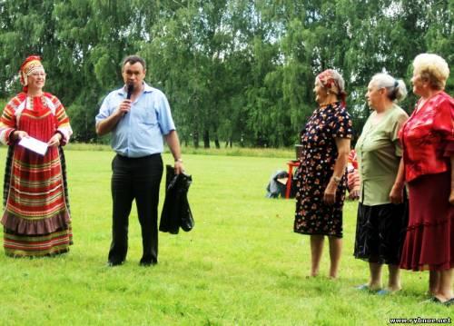 День села Костино - 23 июня