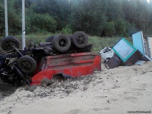 Михайловский водитель, погибший на месте железнодорожного переезда, проехал на красный сигнал светофора