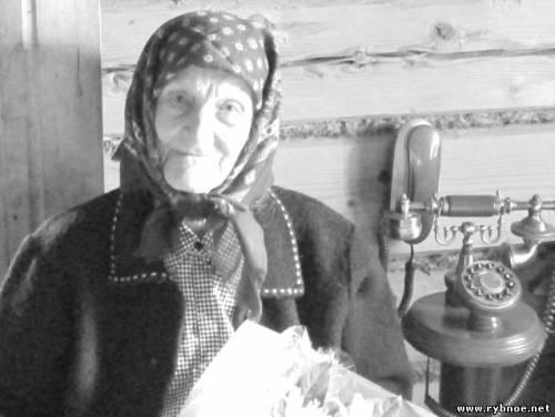 Жительнице с. Шехмино исполнилось 100 лет!