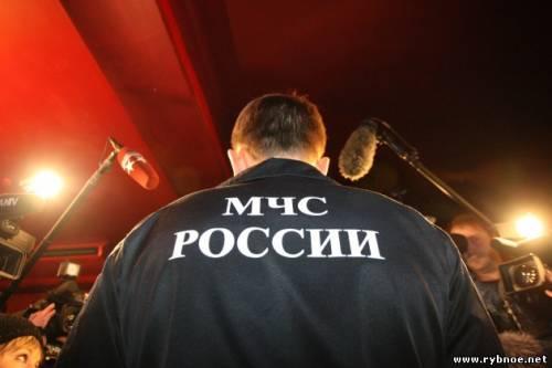 Понарошку. МЧС региона провело учения в Рыбновском районе