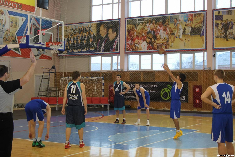 «СДЮСШОР» поделил очки с баскетбольным клубом из Тулы
