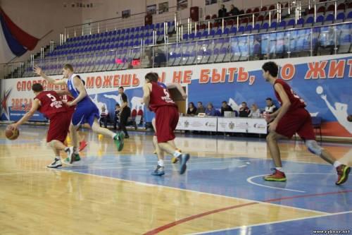 Рязанский «СДЮСШОР» проиграл оба матча ярославской команде