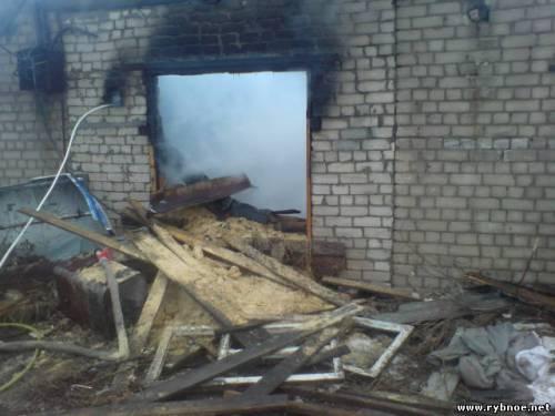 Видео пожара на пилораме в Баграмово 19 февраля