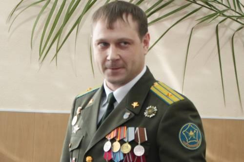 Интервью с военкомом Рыбновского района Дмиртием Нестеровым