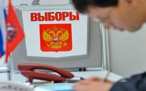 Итоги выборов 2014 в Рыбном
