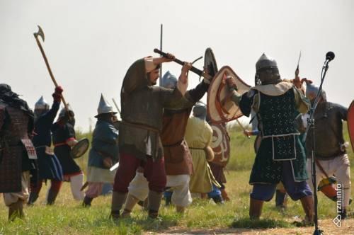 Исторический фестиваль «Битва на Воже 2014». Видео