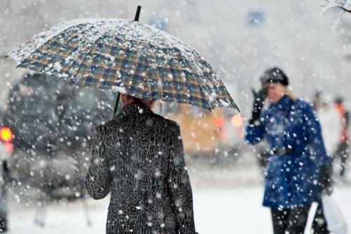 Росгидромет: Россию ждет аномально холодная зима