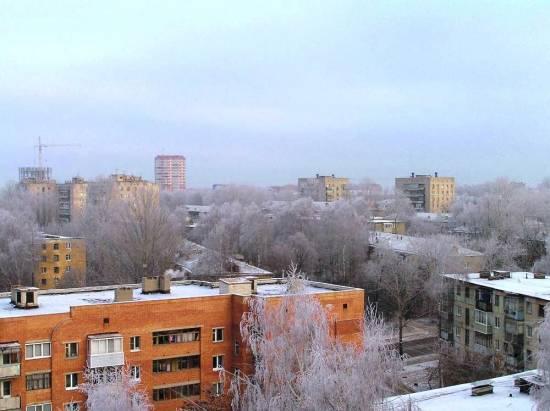 В Рязанской области зафиксировали новый температурный рекорд