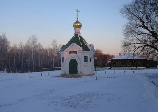 Рязанское землячество Москвы познакомилось с проектом въездной зоны в Константиново