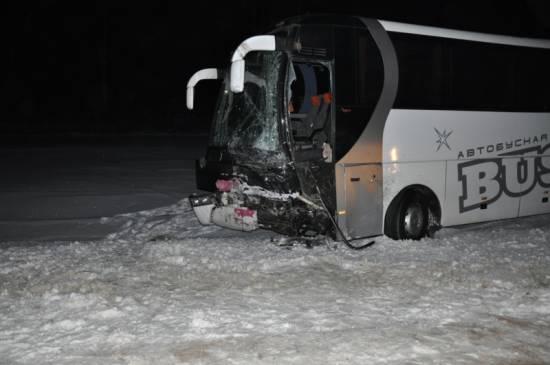 В результате ДТП в Рязанской области погибли четыре человека