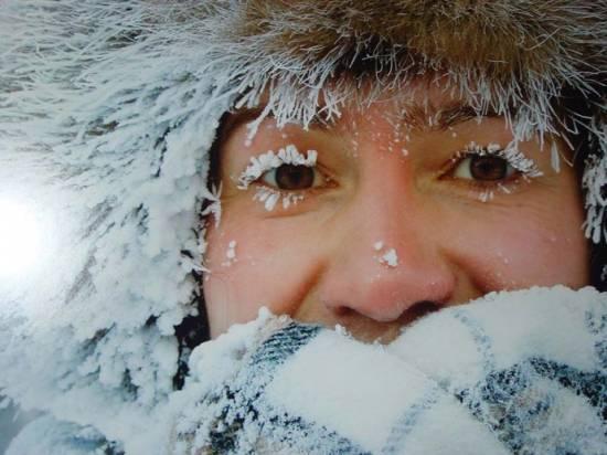 6 января в Рязанской области похолодает до -23