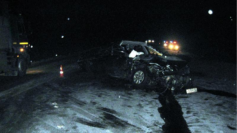 В ДТП в Скопинском районе погибли два человека