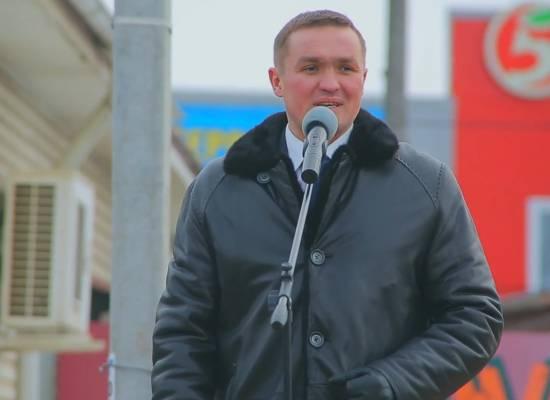 Михаил Панфилов попросил у рыбновцев прощенья