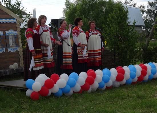 День села в д. Данилово Рыбновского района