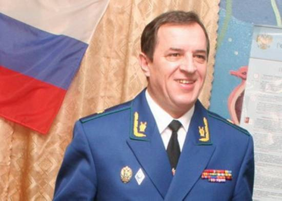 Прокурором Рязанской области назначен Черныш Олег