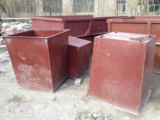 Далековато от контейнеров на ул. Рязанской