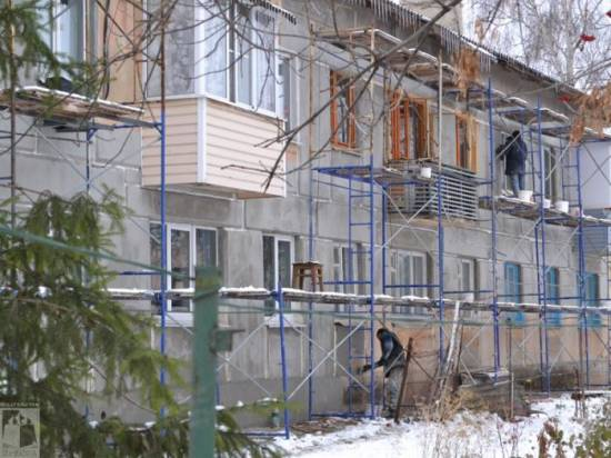17 домов дождались капремонта в Рыбновском районе