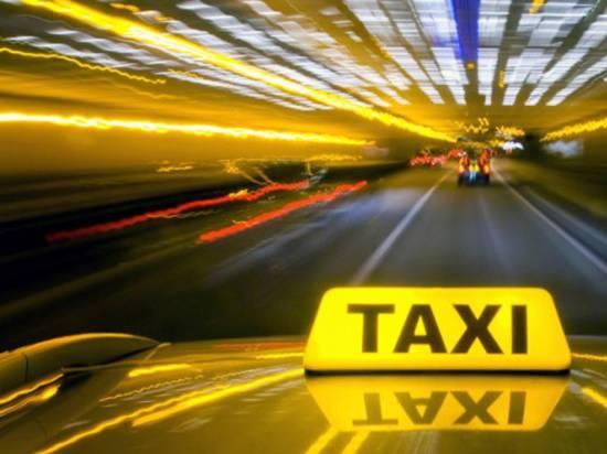 Рыбновские таксисты нарушают закон