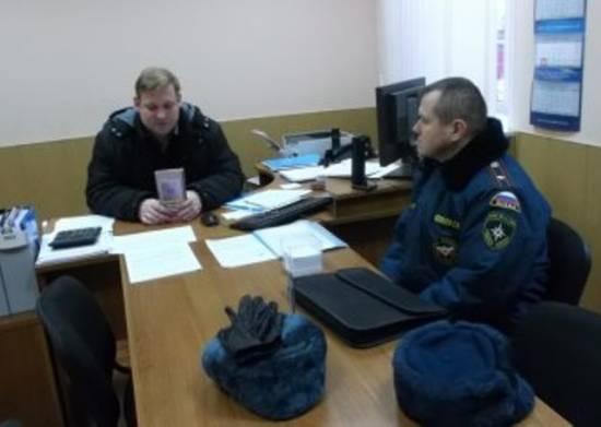 В Рыбновском районе внедрят новый способ профилактики пожаров