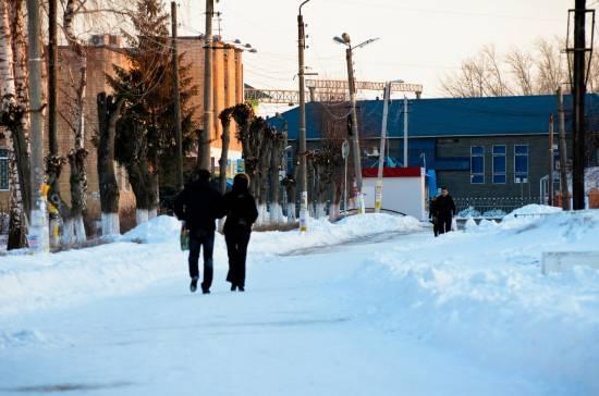 Завтра в Рязанской области ожидается до -23°