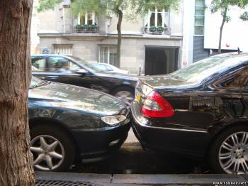 Нет парковки