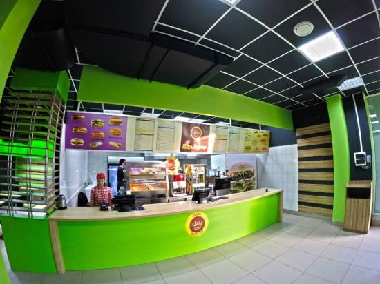 Открытие ресторана «Царь Бургер»