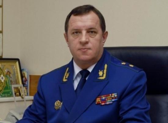 Прокурор области провел личный прием граждан в Рыбном