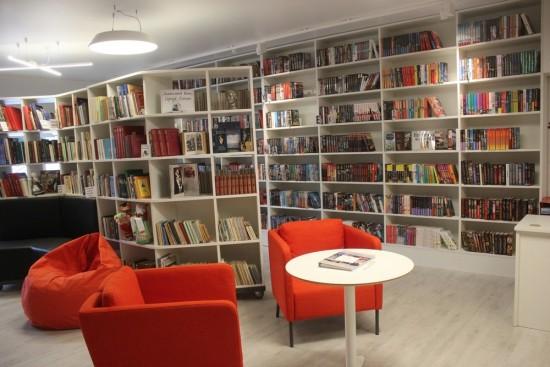 В Батурино открылась библиотека с интернетом