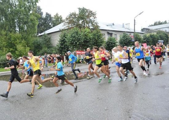 Есенинский пробег 2016 в Рыбновском районе