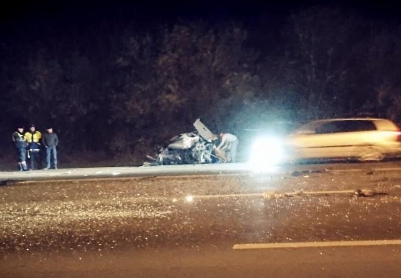 На М5 «Урал» в Рыбновском районе в ДТП погиб водитель