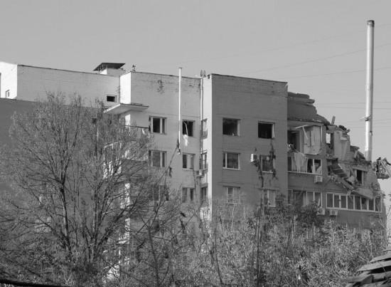 В Рязанской области введене режим ЧС из-за взрыва в жилом доме