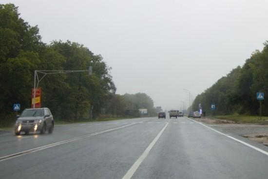 На светофоре М5 «Урал» в Рыбновском районе очередное ДТП