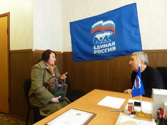 У Кривцова спросили про дорогу до села Валищево