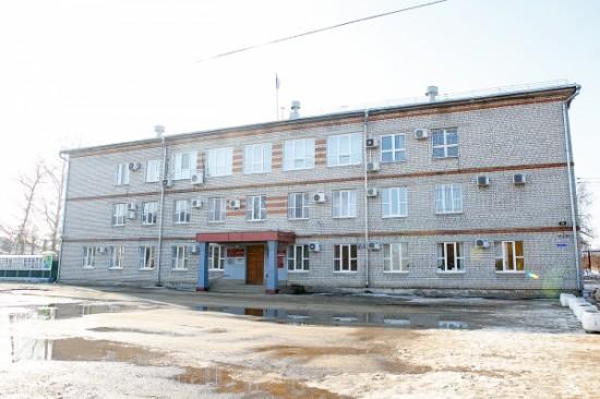 администрация рыбновского района