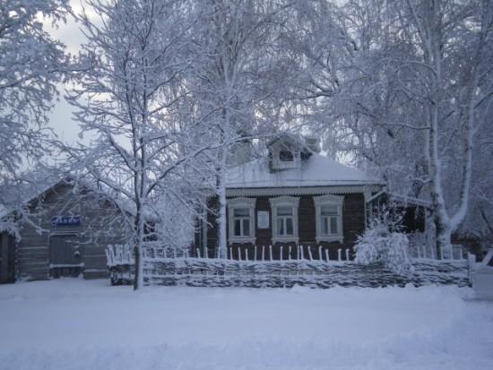 За январские праздники Рыбновский район посетило больше всего туристов