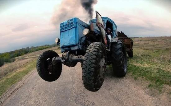 Рыбновского тракториста приговорили к обязательным работам