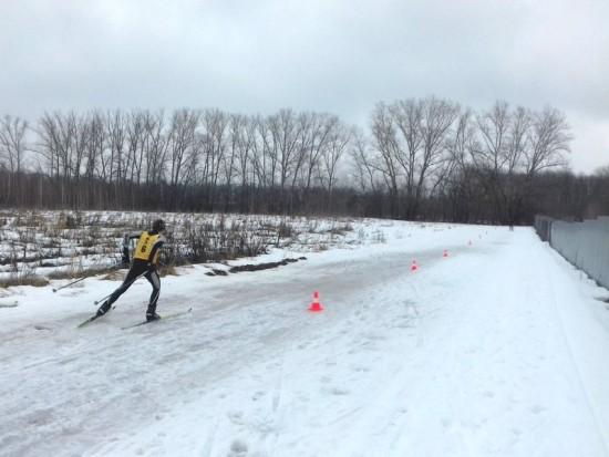 Первенство Рыбновского района по лыжным гонкам