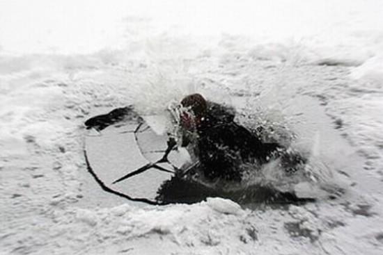 На Оке утонул мужчина