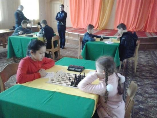 Рыбновский район первый в зональные соревнования по шахматам