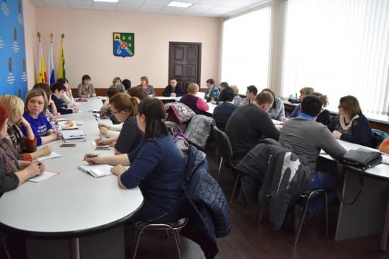 В Рыбном прошел семинар бизнесменов и налоговой