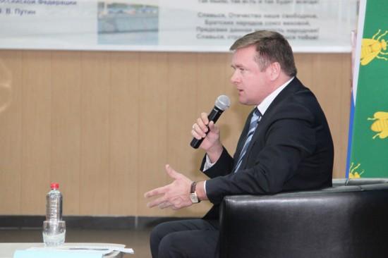 Николай Любимов и Рыбное