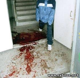 Убийство в Рыбном