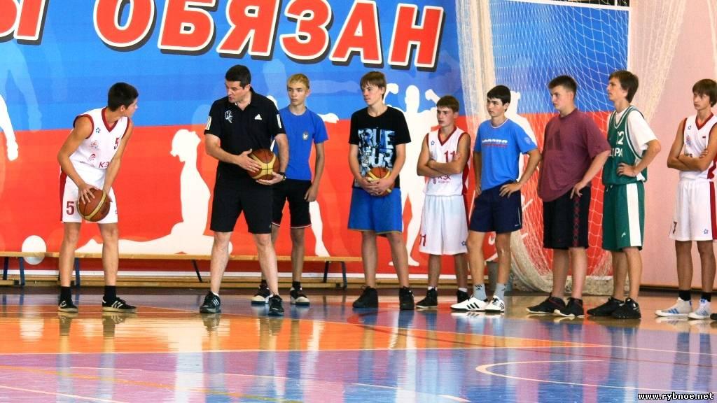 Спасибо сербским тренерам за это! Фотоотчет с открытой тренировки