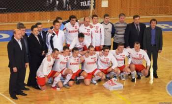 Приходи на матчи «Элекса-Фаворит» 22 и 23 декабря